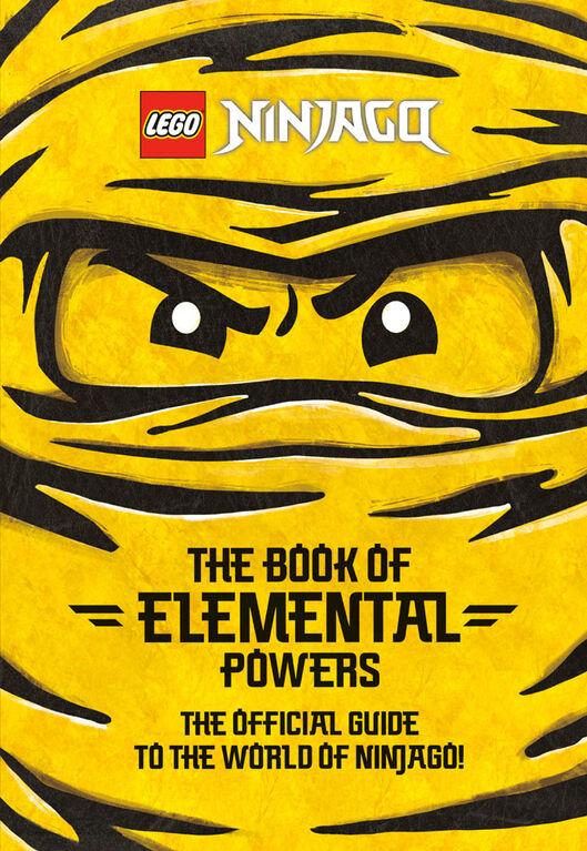 The Book of Elemental Powers (LEGO Ninjago) - Édition anglaise