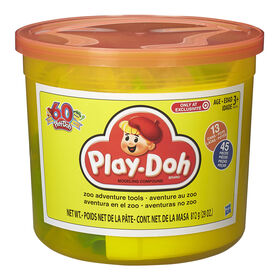 Play-Doh Zoo Adventure Tools Retro Pack