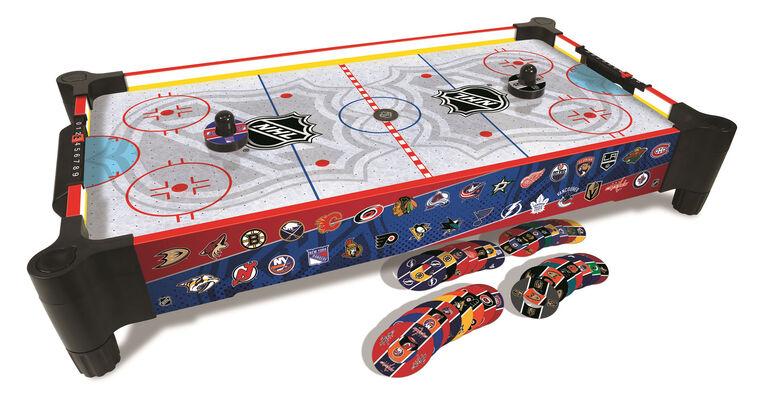 "NHL 27"" (685cm) Wood Tabletop Air Hockey"