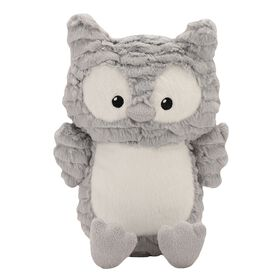 Animal Adventure®  Obi Owlet - Gray