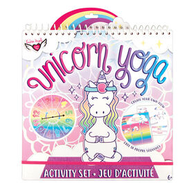 Fashion Angels - Unicorn Yoga Activity Set