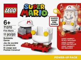 LEGO Super Mario Fire Mario Power-Up Pack 71370 - R Exclusive