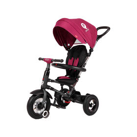 Tricycle Pliable Rito Plus - bordeaux