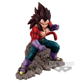 Banpresto Dragon Ball GT Super Saiyan 4 Vegeta Figure