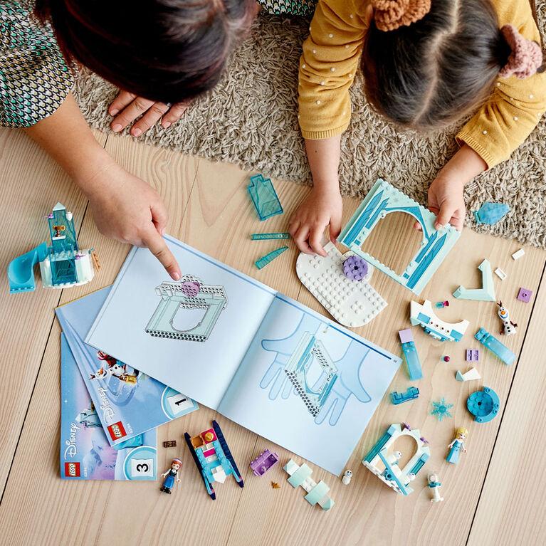 LEGO Disney Princess Le monde féerique d'Anna et Elsa de la Reine des neiges 43194