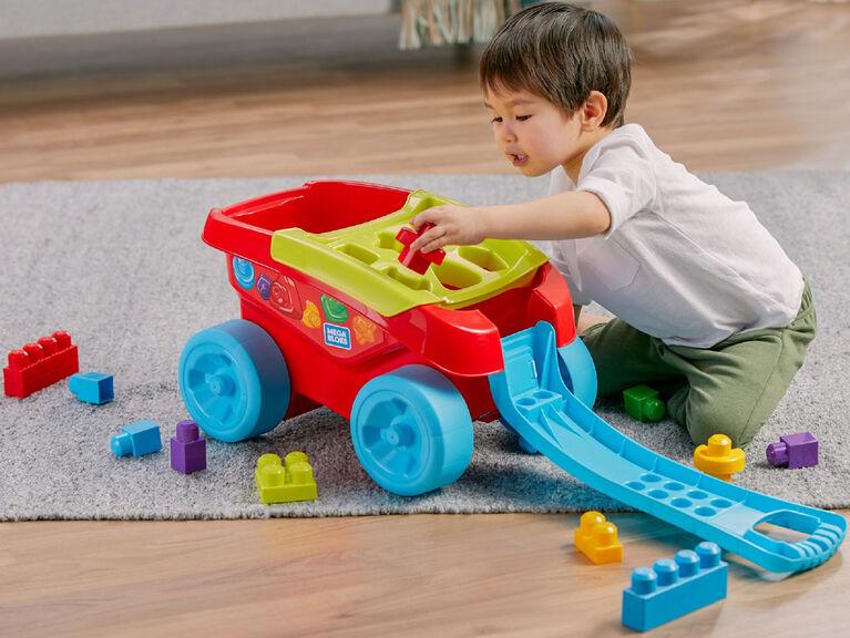 Mega Bloks Shape Sorting Wagon - Classic