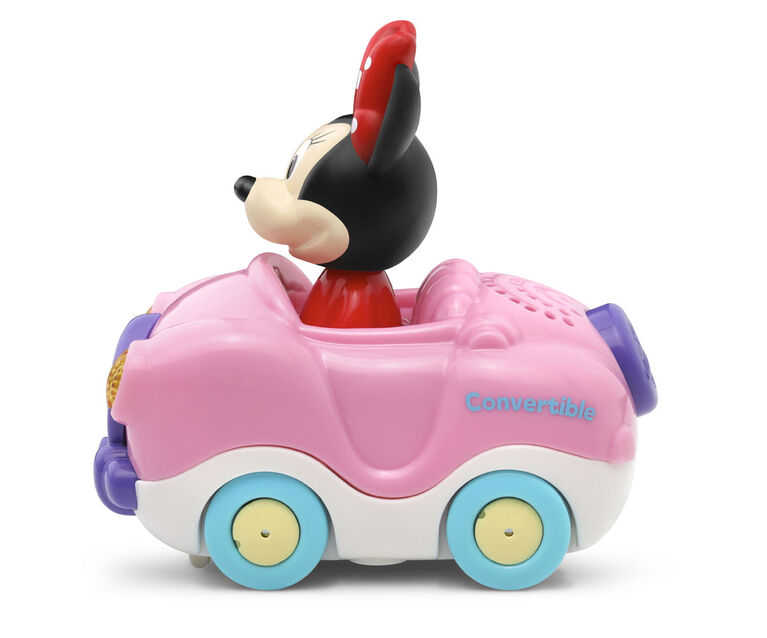 VTech® Go! Go! Smart Wheels® Minnie Convertible - English Edition