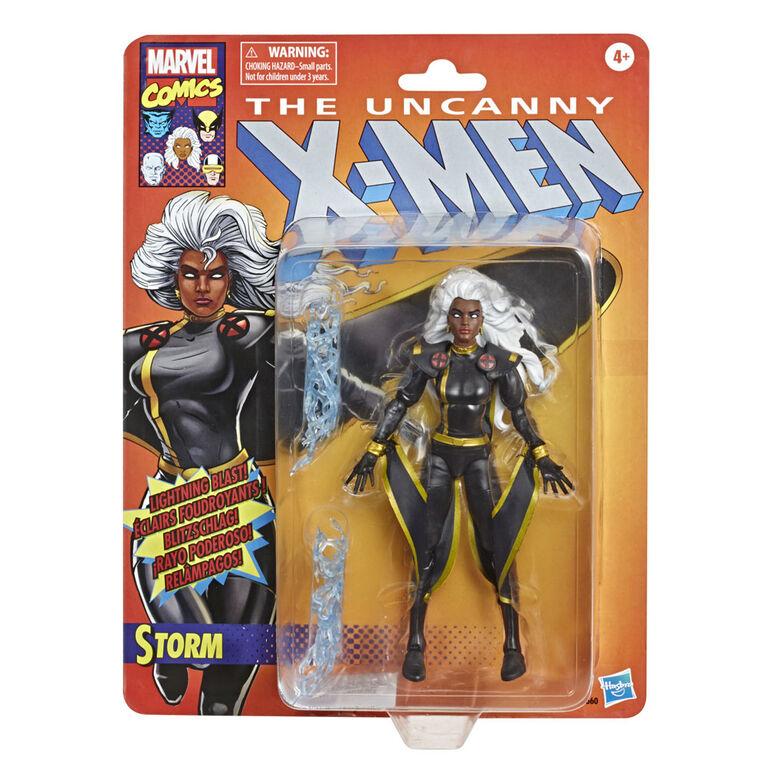 Collection Marvel Retro, figurine Storm X-Men