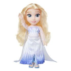Frozen 2 Poupée Epilogue Non-Elsa Elsa