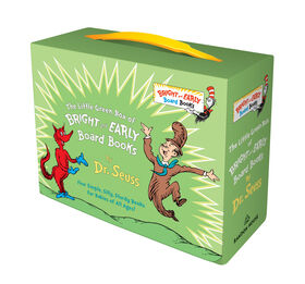 Little Green Box of Bright and Early Board Books - English Edition