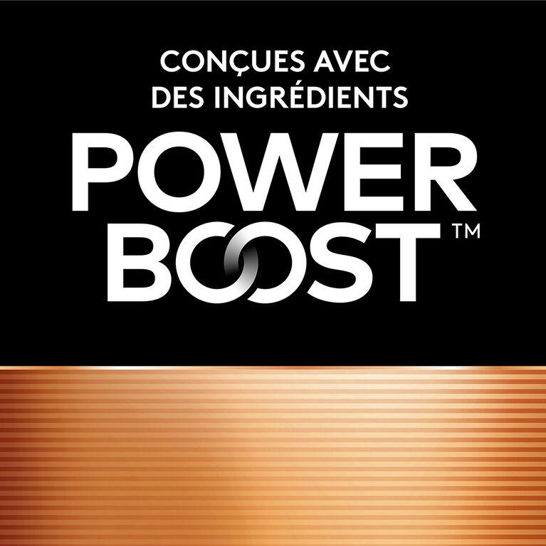 Piles Duracell coppertop Alcalines AAA - 2 unités