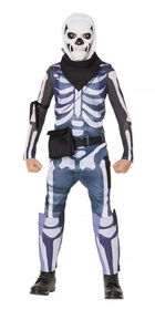 Fortnite Skull Trooper Halloween Costume - In Store Only