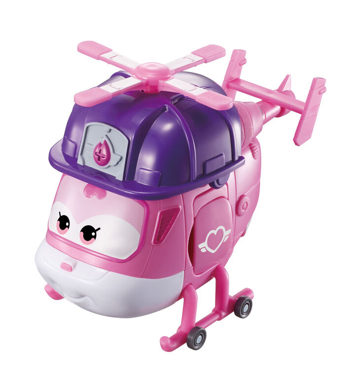 Super Wings - Rescue Dizzy transformable - Édition anglaise