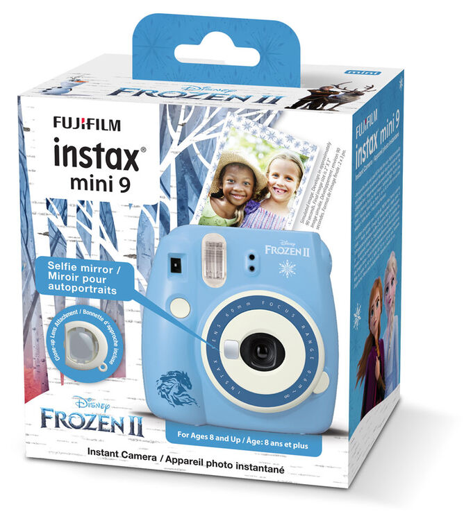 Appareil Fujifilm Instax Mini 9 Frozen II.