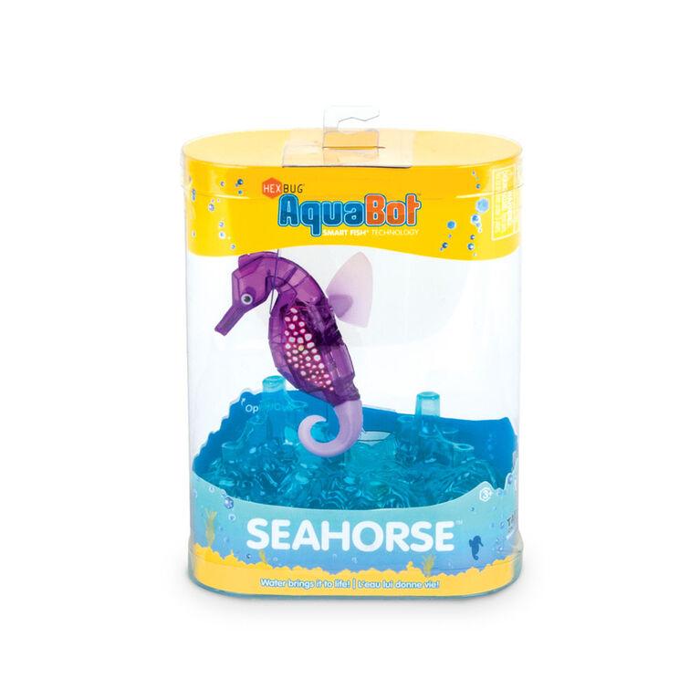 HEXBUG AquaBot Seahorse Purple