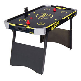 Franklin Sports 54-Inch Quikset Air Hockey Table