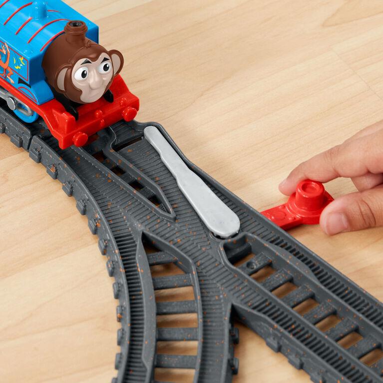 Thomas & Friends Animal Park Monkey Adventure Set - R Exclusive