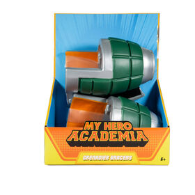 My Hero Academia: Katsuki Bakugo Grenadier Bracers (Role Play)
