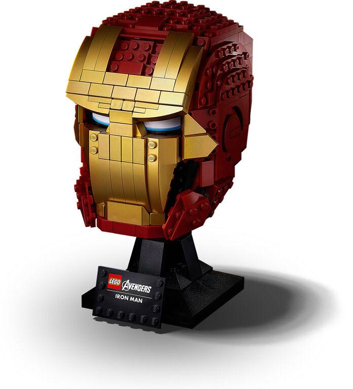 LEGO Super Heroes Casque d'Iron Man 76165