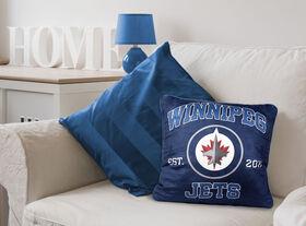 NHL Team Cushion - Winnipeg Jets