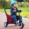 smarTrike STR5 - 7 Stage Folding Stroller Certified Baby Trike - Red - Toys R Us Exclusive
