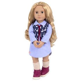 Our Generation, Amalia, 18-inch Travel Doll