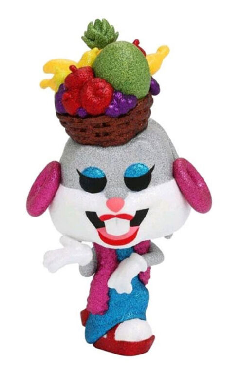 Figurine en Vinyle Bugs in Fruit Hat Diamon Glitter par Funko POP! Looney Tunes