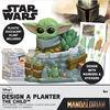 Mandalorian - Child Design A Planter