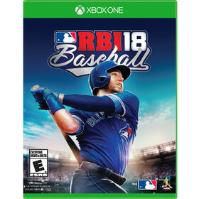 Xbox One - RBI Baseball 18