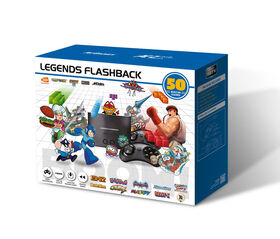 AtGames Legends Flashback Gaming Console