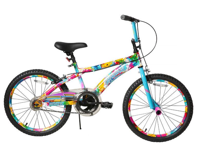 Bicyclette Starburst de 20 po - Dynacraft - Notre exclusivité