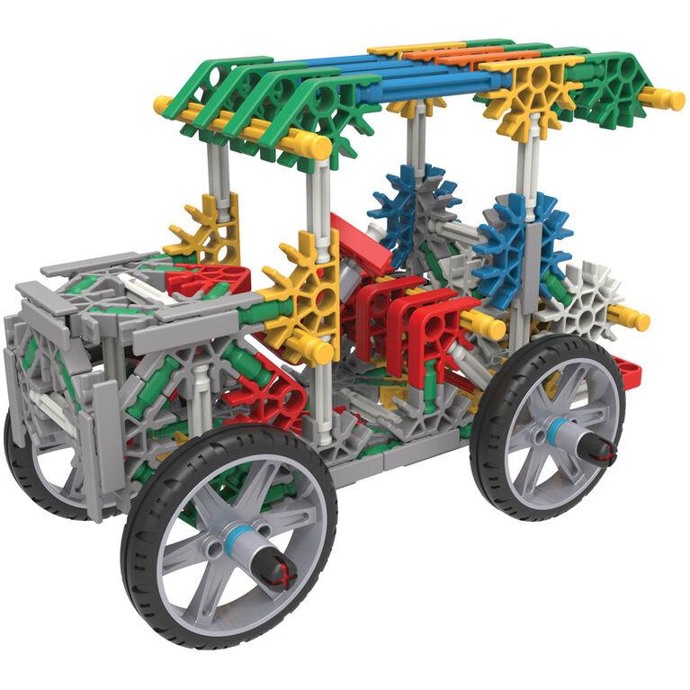 Jeu De Construction Motorisé Power & Play