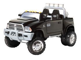 Kid Trax RAM 3500 Dually 12V Powered Ride On - Black
