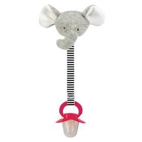 Carter's - Elephant Pacifier Clip