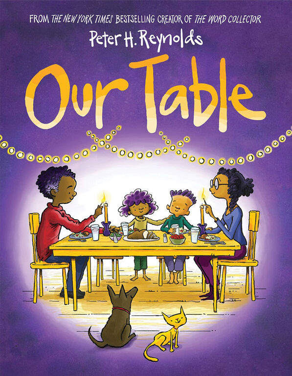Scholastic - Our Table - Édition anglaise