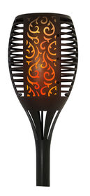 Sharper Image Solar Flame Torch LED Garden Light