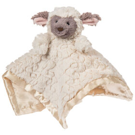 Mary Meyer Putty Nursery Character Blanket - Agneau