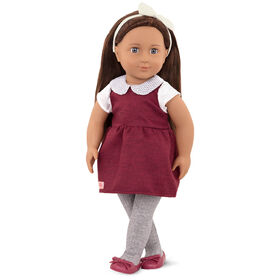 Our Generation, Milana, 18-inch Holiday Doll