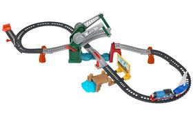 Thomas & Friends Bridge Lift Thomas & Skiff - English Edition