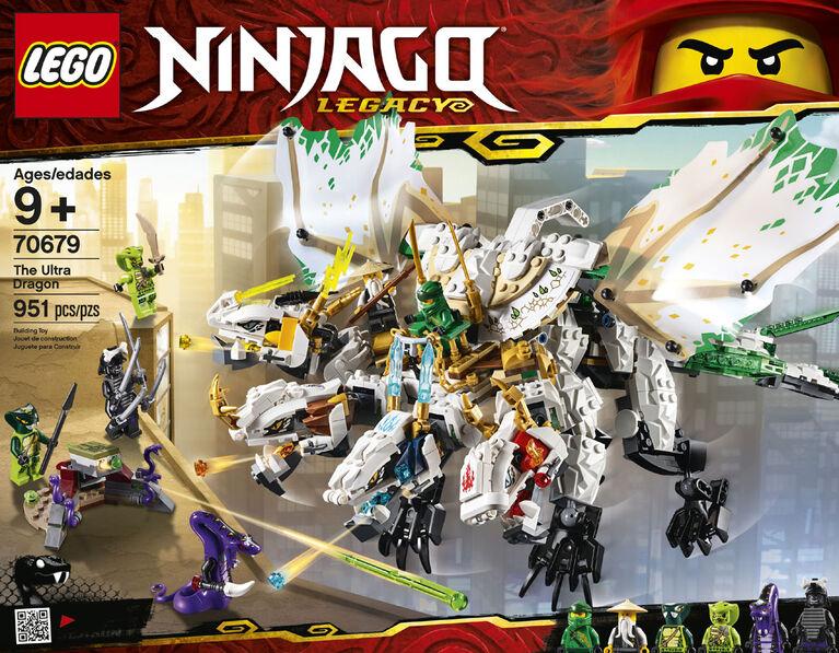 LEGO Ninjago The Ultra Dragon 70679