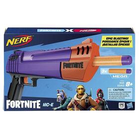 Nerf Fortnite Blaster HC-E à fléchettes Mega
