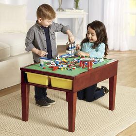 Imaginarium - Table de construction - Espresso