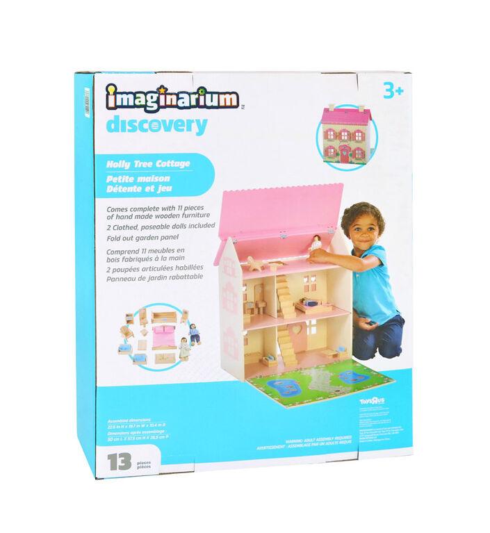 Imaginarium Discovery – Petite maison Détente et jeu