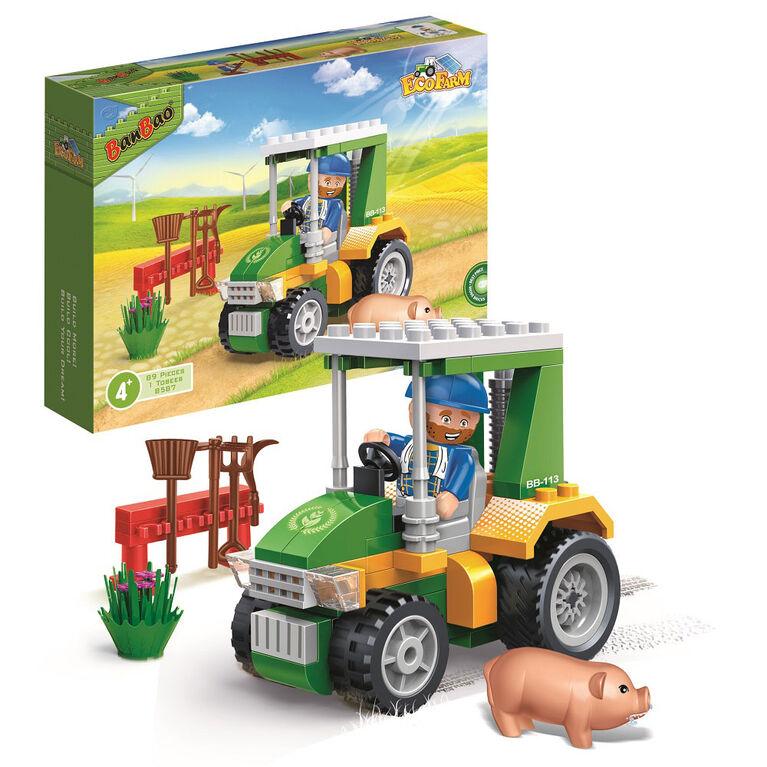 BanBao EcoFarm - Tractor