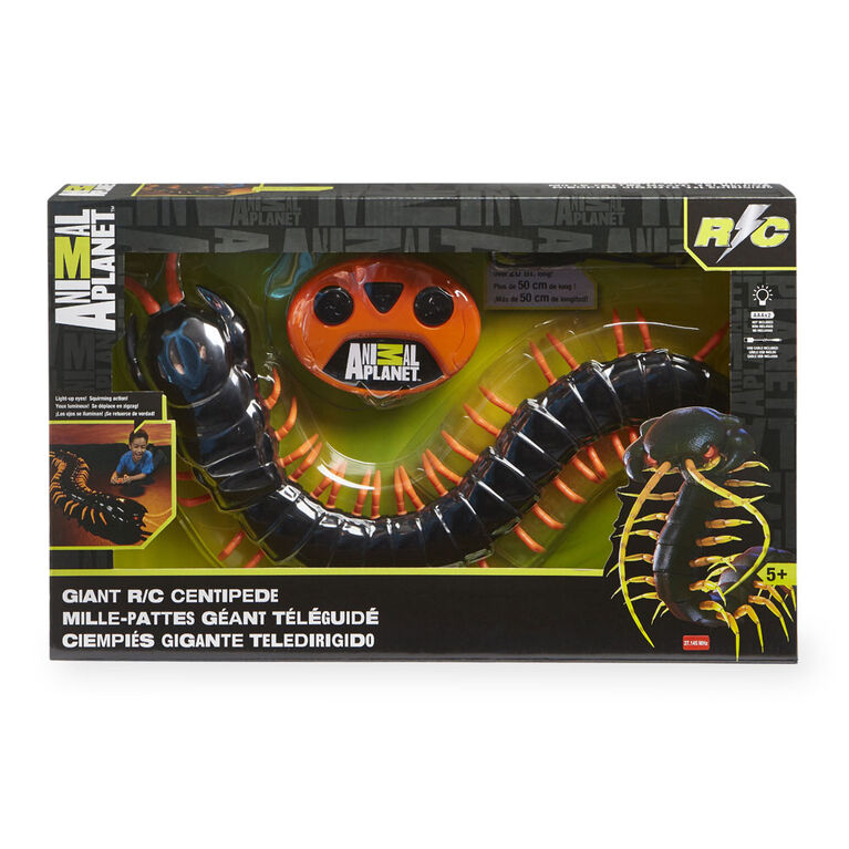 Animal Planet - Radio Control Giant Centipede - R Exclusive