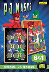 PJ Masks  Beans Toss Games  6 In 1