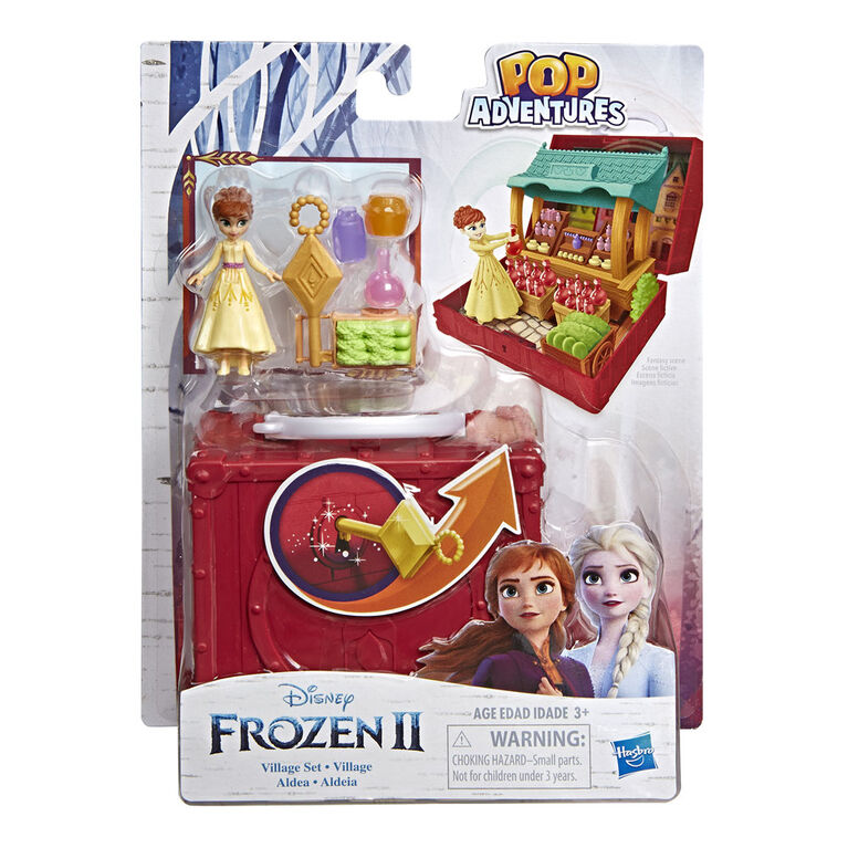 Disney Frozen Aventures Pop - Jeu Village