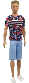 Barbie Fashionistas Ken Doll - Hyper Print