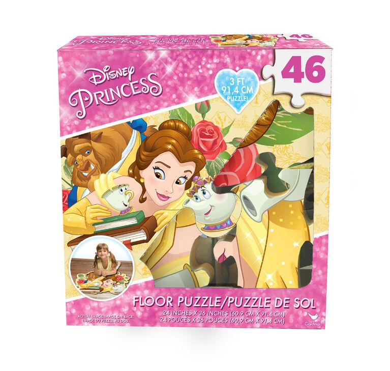 Disney Princess 46-Piece Floor Puzzle