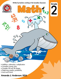 Grade 2 Math Workbook